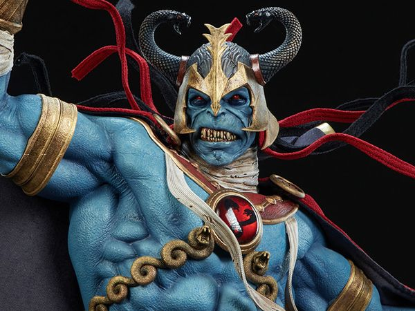 Thundercats Mumm-Ra Statue From Sideshow Toy