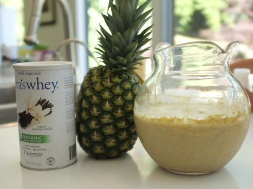 how to make whey butter