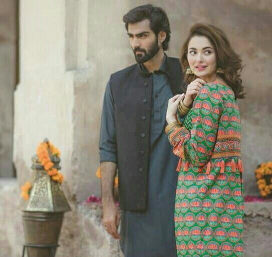 Handsome Hasnain Lehri and Beautiful Hania Amir Photoshoot of Bonanza Satrangi ❤ #HasnainLehri #HaniaAmir #BonanzaSatrangi #ColorsOfEid #SummerCasual #SummerEidCollection  #EidCollection17 #PakistaniFashion #PakistaniCelebrities  ✨