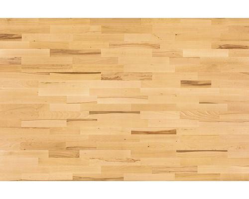 Dřevěná podlaha BUK STANDARD LAK 10X207X1092MM, 3 PÁSY, BAL=2,030M2