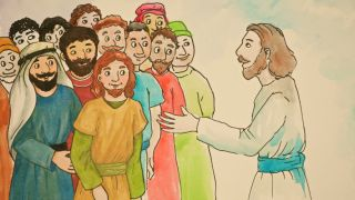 Nasta raamis - Jeesuksen opetuslapset