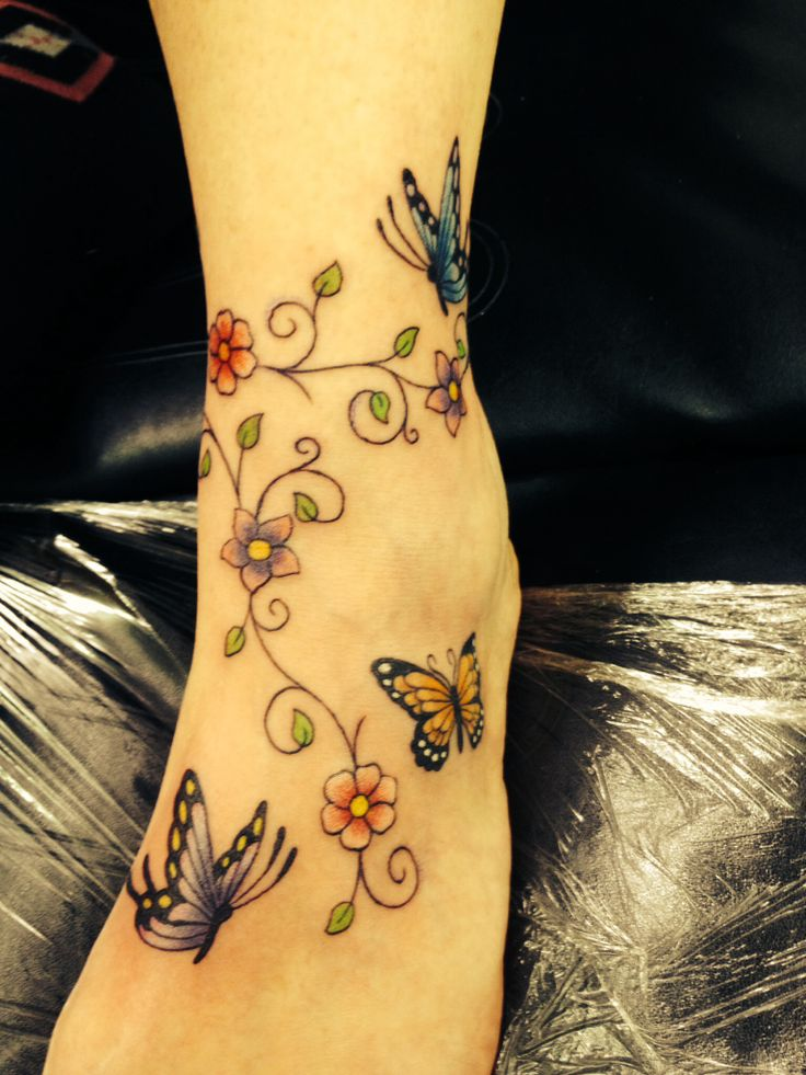 Grandkids Tattoo Designs