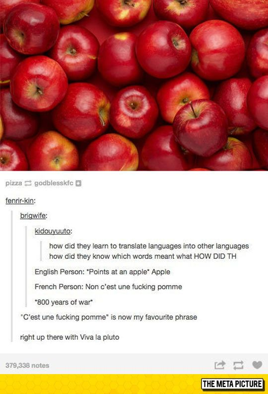 Pinning again but this time with a picture of  apples!