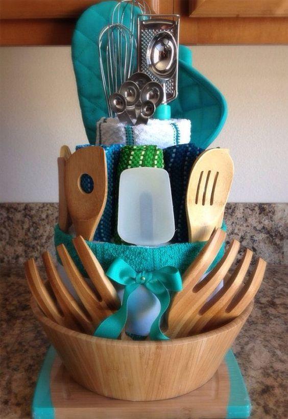 Kitchen Gift Ideas: Best 25+ Kitchen Gift Baskets Ideas On Pinterest