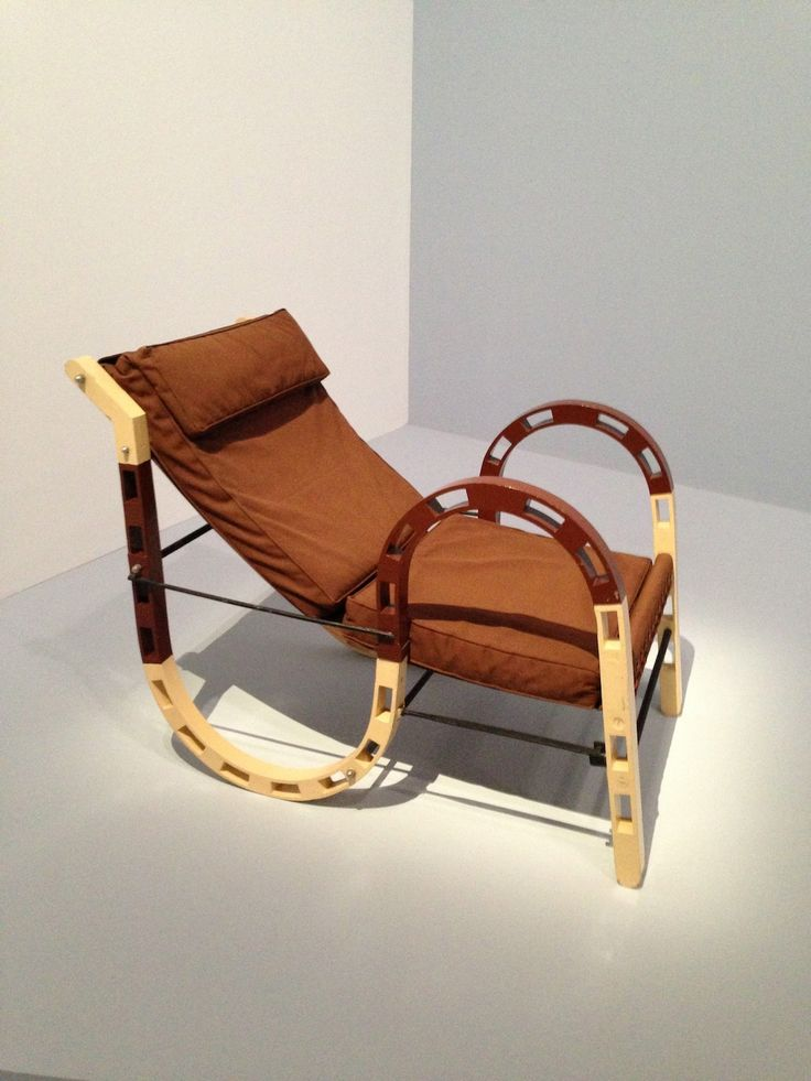 The Eileen Gray Show At The Pompidou Is Extraordinary.