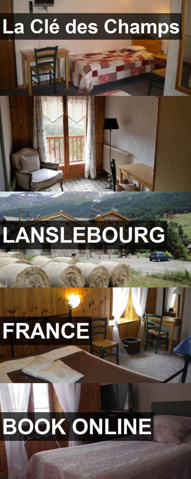 Hotel La Clé des Champs in Lanslebourg, France. For more information, photos, reviews and best prices please follow the link. #France #Lanslebourg #travel #vacation #hotel