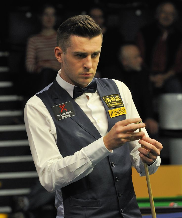Mark Selby - England