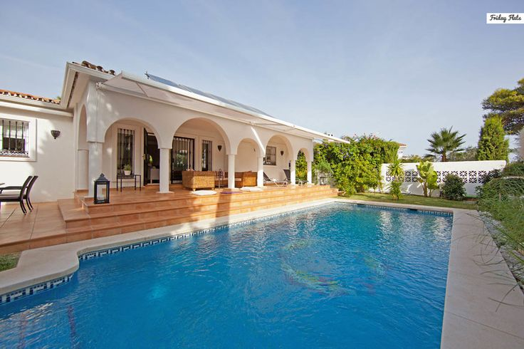 Marbella Villa for rent, from 135 €