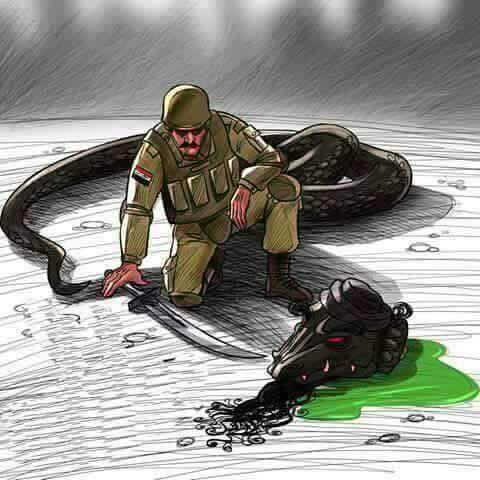 (124) العراق اولاً