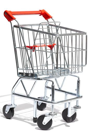 Melissa & Doug 'Grocery' Toy Shopping Cart available at #Nordstrom