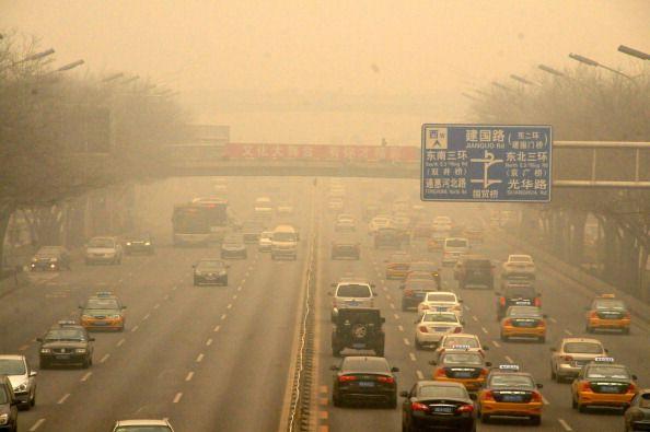 Cientistas associaram atmosfera poluída na China ao Inverno Nuclear | #Agricultura, #CadeiaAlimentar, #CâncerDePulmão, #CassieRyan, #Fotossíntese, #InvernoNuclear, #Nevoeiro, #PoluiçãoDoAr, #Saúde