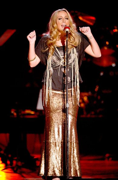 Ashley Monroe from the Pistol Annies:) LOVE her style.
