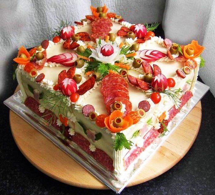 украшения закусочных тортов с фото рамы шишиги, серьезность