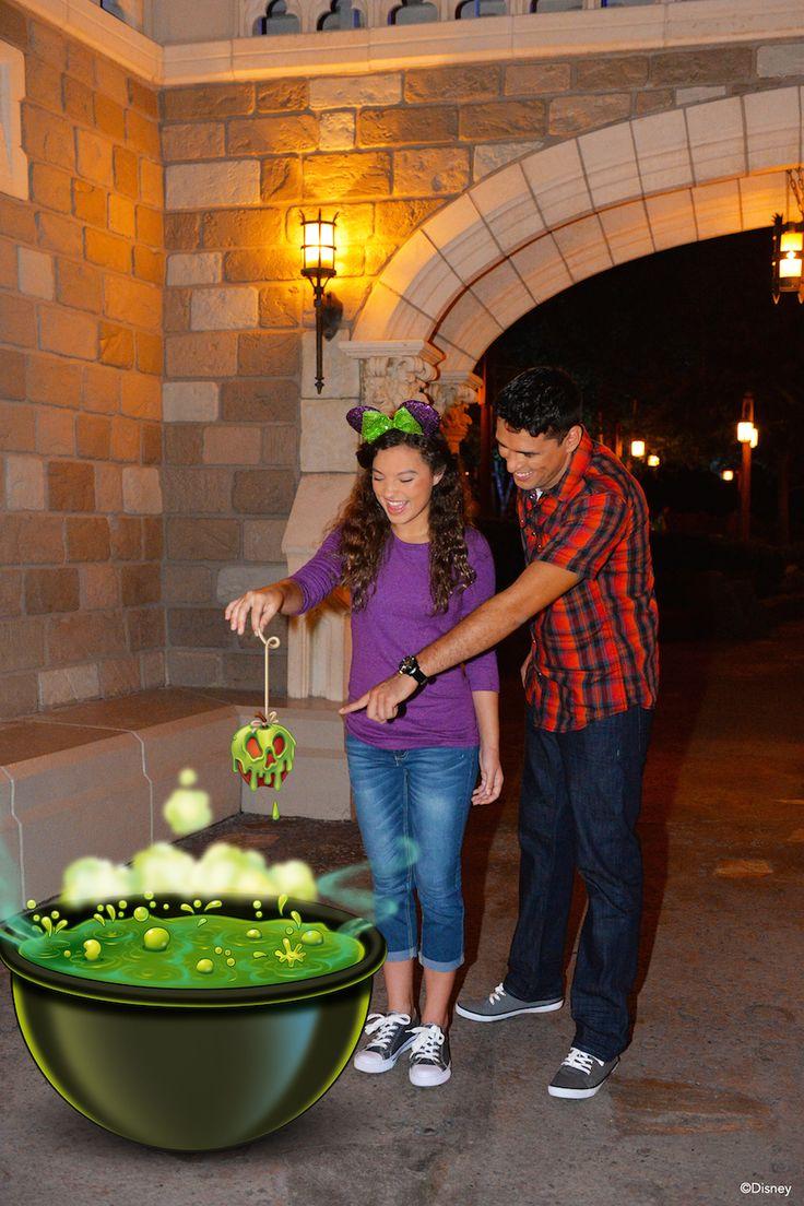 25+ best ideas about Disneyland halloween tickets on Pinterest ...