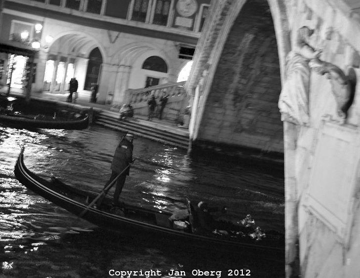 Rialto Gondola 2012