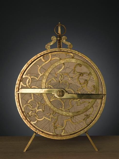 Astrolabe planisphère