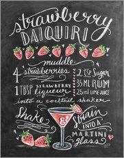 Erdbeer-Daiquiri Rezept
