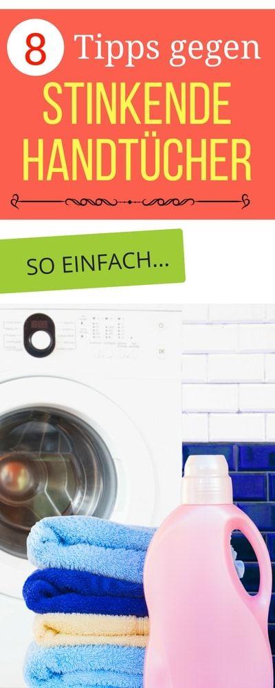 Wer seine Handtücher nicht oft genug wäscht erhöht das Infektionsrisiko. Wie oft du Handtücher waschen solltest und warum erklärt dir die Haushaltsfee.