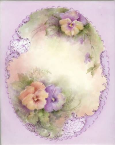 Helen Humes China Painter   ... painting for information concerning hand painted china contact helen
