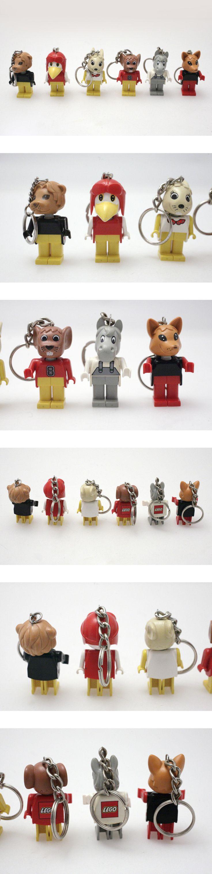 1970s LEGO FABULAND KEYCHAINS: AT AUCTION ON EBAY.DE