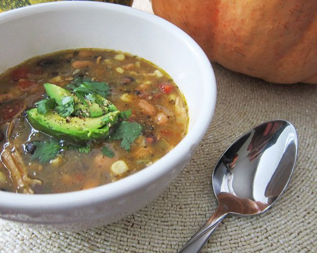 Easy and delicious Chicken Chili Verde (husband approved!)