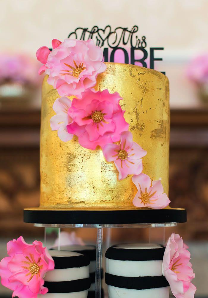 One tier wedding cake wonders!   art cakes   Pinterest   Ideas ...