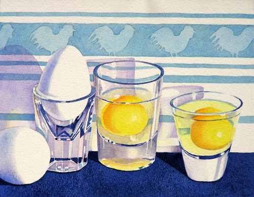 Janice Sayles - Breakfast for Two