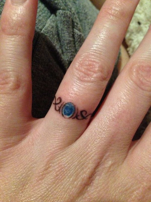 Tatuaggi fedi nuziali   Sposiamoci Risparmiando wedding blog