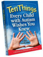 The Top Five Autism Books for Parents and Educators by Lorna d'Entremont of Special Needs Book Review