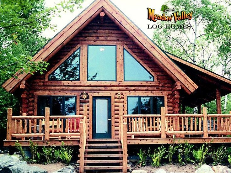 Campfire Creek 1538  SQFT 2 Bedrooms   2 Bath  This plan is an ideal getaway cabin for the couple or small family. There is a main level master suite that is unrivaled in a floor plan of this size. The open loft provides additional sleeping space for the kids or weekend guests. The covered front porch with its rustic log truss makes this a gem of a design for lakefront or backwoods living or vacationing.: