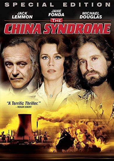 Jane Fonda & Jack Lemmon & James Bridges-The China Syndrome