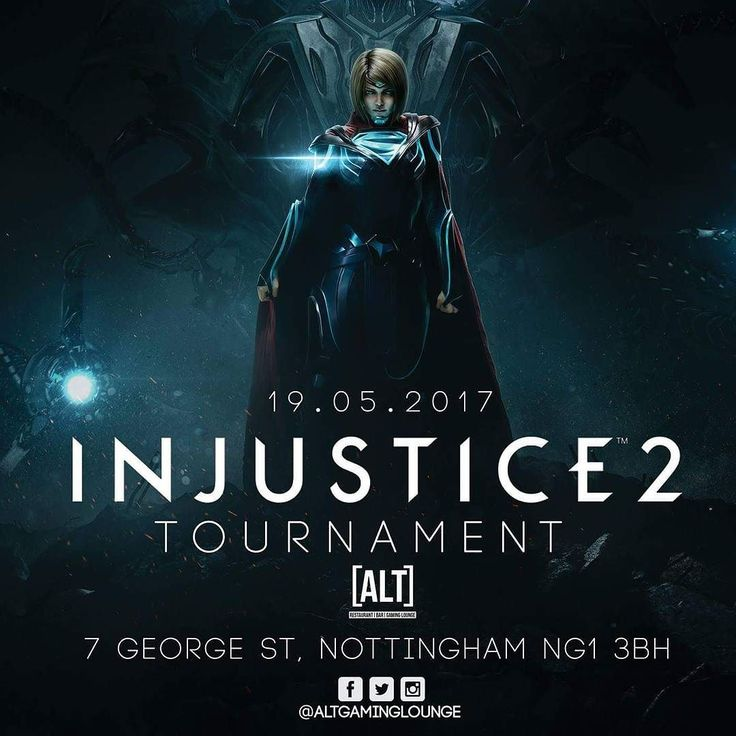 WIN A COPY OF THE GAME  #altgaminglounge #dccomics #injustice2 #cosplay #batman #HarleyQuinn #joker #superman #comics #DC #greenlantern #shazam #theflash #netherrealm #warnerbros #comiccon #comicbooks #dcextendeduniverse #videogames #esports #fighting #playstation  #ps4 #xbox #win #xboxone #injustice