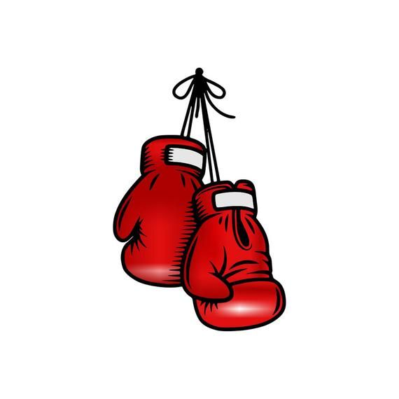 Set Of 2 Boxing Gloves Iron On Screen Print Transfers For Etsy In 2021 Screen Printing Boxing Gloves Boxing Gloves Tattoo