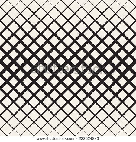vector seamless pattern modern stylish texture geometric ornament diagonal square grid with. Black Bedroom Furniture Sets. Home Design Ideas
