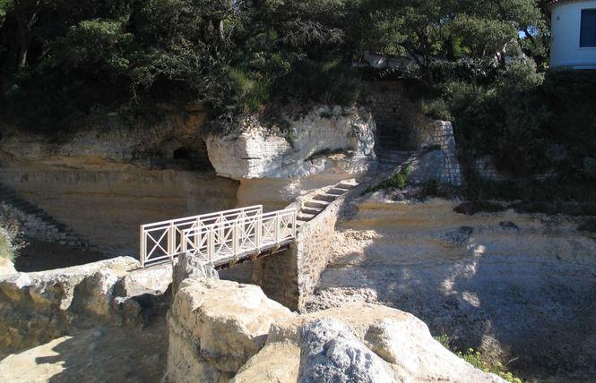 Sentier des Douaniers (St Palais sur Mer)