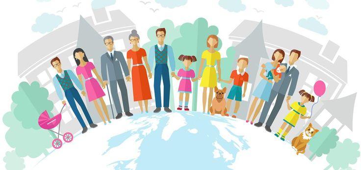 Nombre croissant de familles recomposées, multiplication des histoires d'amour brèves, forte hausse de la garde partagée... Dans sa nouvelle publication révélée ce mercredi, l'Insee propose une radioscopie de la famille et des couples.