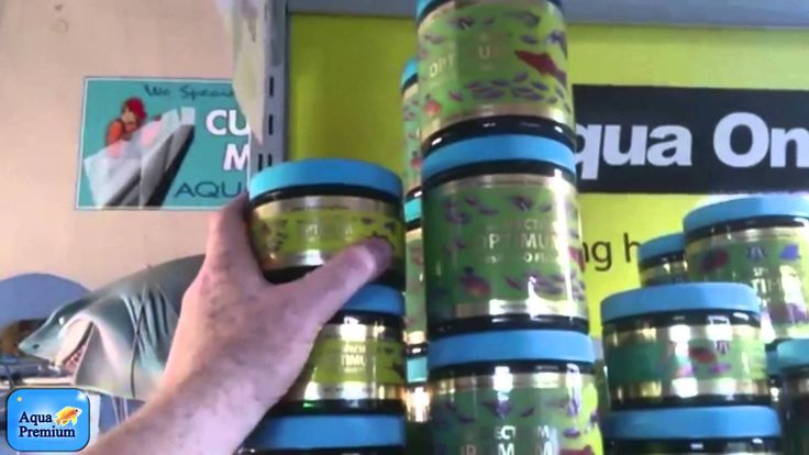 All the New Life Spectrum fish food range-The most viewed in October