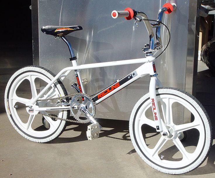 Redline Prostylser Retroside. #bikes #retro