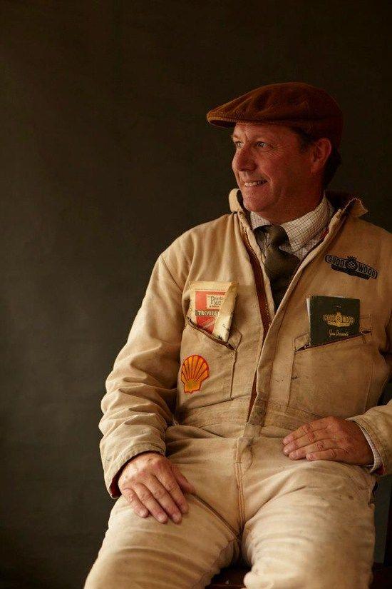 Mens vintage fashion at Goodwood Revival 2012