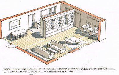 Kan husets konstruktion bære vores nye, åbne køkken-alrum?