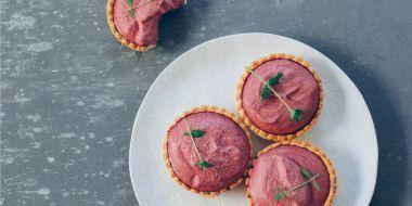 Blackcurrant Mousse Tartlets Recipe - Easy to serve - Barker's of Geraldine