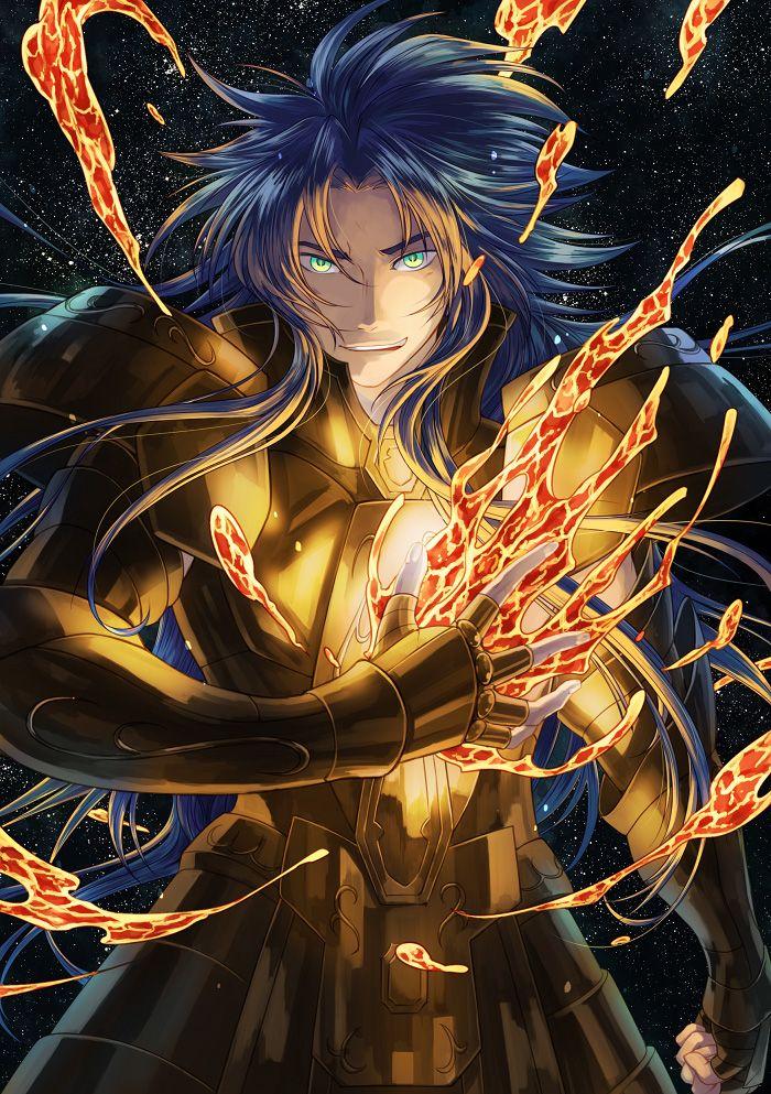 Soul Of Gold Gemini Saga