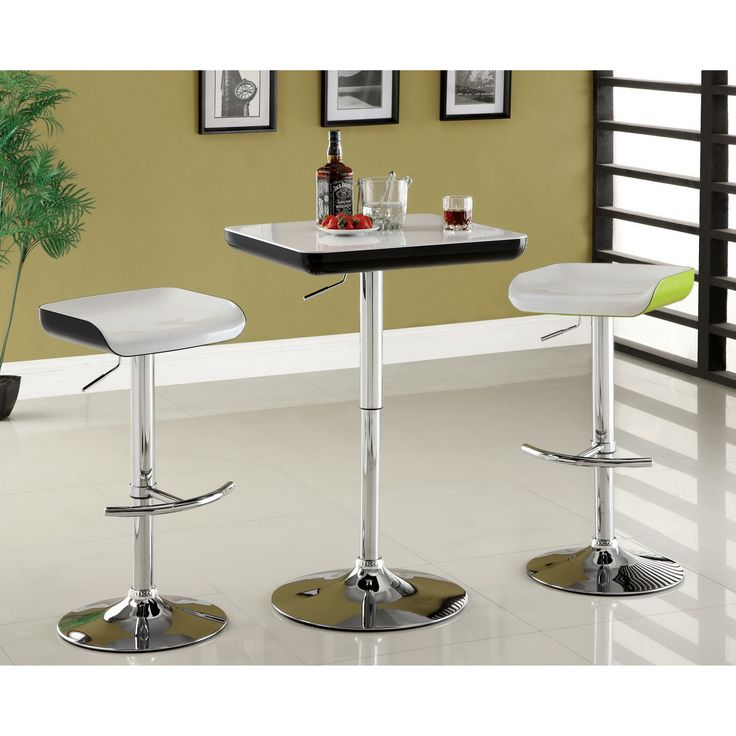 Furniture Of America Retro Sleek Bar Stool (Set Of 2) By Furniture Of  America