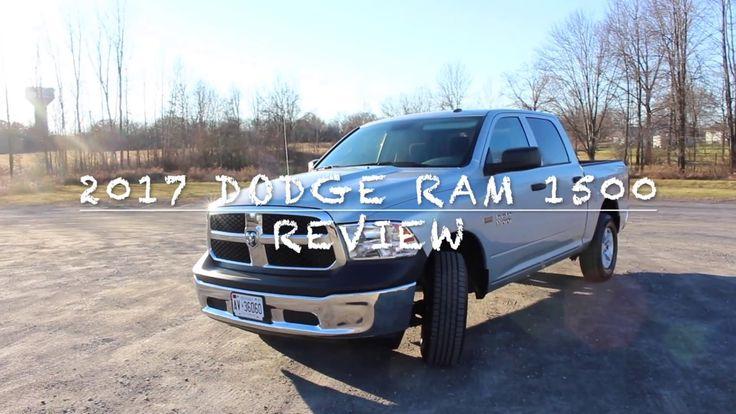 2017 Dodge Ram 1500 Review