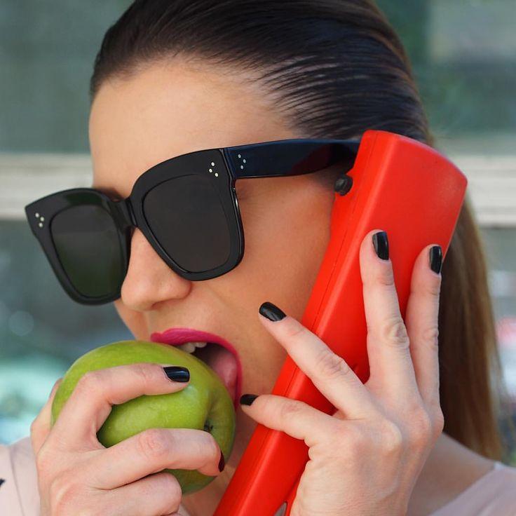 #sunglasses #celine #glam #chic #fashion #moda #fashionblogger www.modablogger.eu Available Online