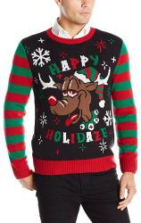 Ugly Christmas Sweaters at Amazon from $3  free shipping w/ Prime #LavaHot http://www.lavahotdeals.com/us/cheap/ugly-christmas-sweaters-amazon-3-free-shipping-prime/210373?utm_source=pinterest&utm_medium=rss&utm_campaign=at_lavahotdealsus