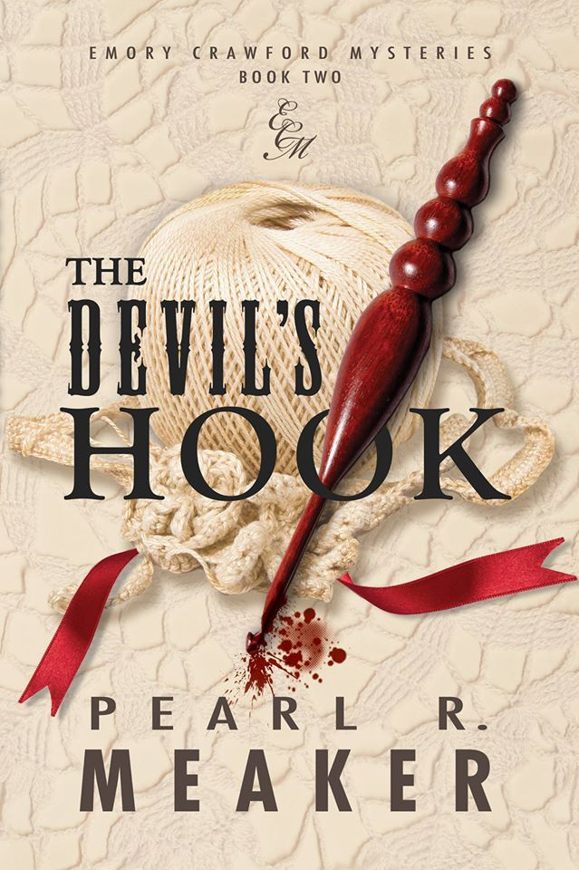 Mythical Books: Life is getting strange - The Devil's Hook by Pearl R. Meaker