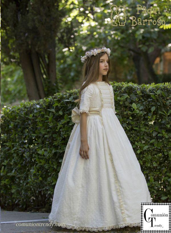 Vestidos primera comunion nina outlet