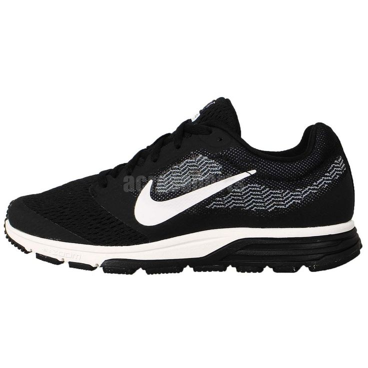 Nike Wmns Air Zoom Fly 2 Black White 2015 New Womens Jogging Running Shoes  Check more