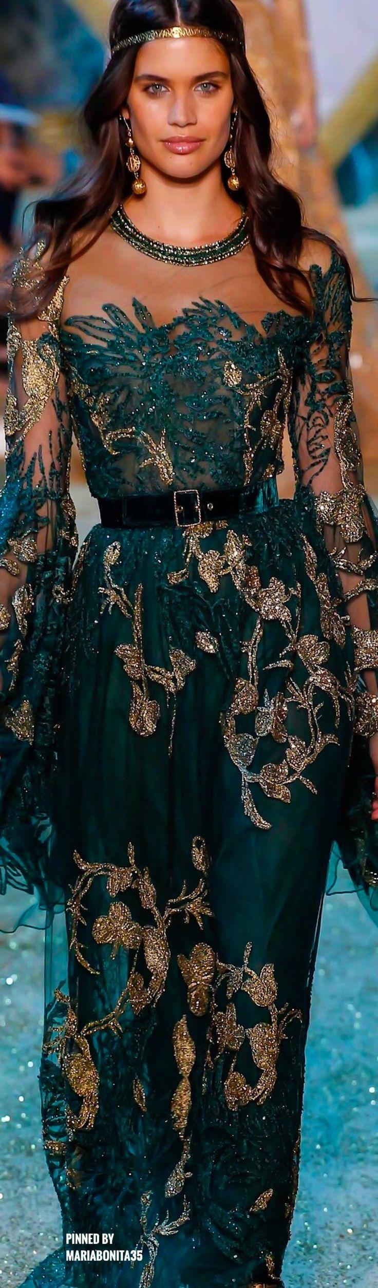 Elie Saab Fall-17 Haute Couture